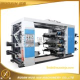 Machines d'impression flexographiques de clinquant d'Alumnium de six couleurs