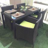 Tabella Furniture-54 esterno del rattan di svago