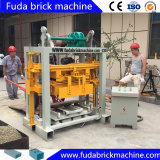Máquina de fatura de tijolo de bloqueio do Paver concreto energy-saving