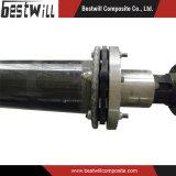 Volle Kohlenstoff-Faser-Produkt-Getriebewellen des Twill-3k (100.76)