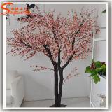 Árvore artificial da flor de cereja da venda 2016 quente para a decoração ao ar livre ou interna