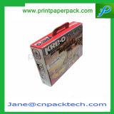 Kundenspezifisches Papppapier-Verpackungs-Geschenk-zusätzliches aktives Kohlenstoff-Kasten-Spielzeug-verpackenkasten