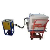 Печь индукции гидровлическая поднимаясь для плавить металла