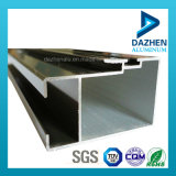Kundenspezifisches Legierungs-Aluminiumstrangpresßling-Profil der Fabrik-Großverkauf-Fenster-Tür-6063