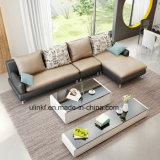 居間の家具ファブリックコーナーのソファー(UL-NSC008)