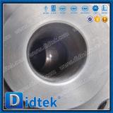 Металл Didtek для того чтобы Metal шариковый клапан двухшпиндельной нержавеющей стали места плавая