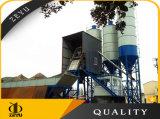 Planta de procesamiento por lotes por lotes concreta Hzs50 de la alta calidad