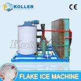 Машина льда хлопь свежей воды Koller 3000kg сухая для Fishert (KP30)
