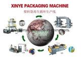 Dfj-500/700使い捨て可能なプラスチック手袋機械