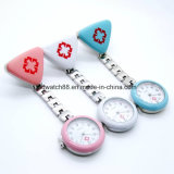 Het Horloge van de Verpleegsters van de Broche van het Rode Kruis van het Kwarts van de Zak van de Tegenhanger van de Arts van de Verpleegster van de klem