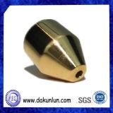 Ugello di vapore d'ottone di alta precisione