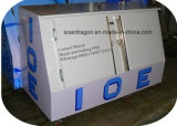 Строить-в Merchandiser льда блока с холодной системой стены