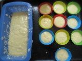 чашка торта силикона 12PCS/Pack для выпечки