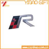 Autoadesivo su ordinazione dell'automobile della resina di placcatura della lega di Zin (YB-HR-31)