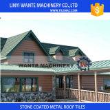 Los materiales de construcción de la alta calidad de Wante galvanizaron el azulejo de azotea del precio de venta de la placa de acero