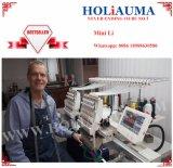 ¡en venta! La pista de la máquina 2 del bordado de la fábrica de Holiauma con 15 agujas capsula/bordado de la camiseta