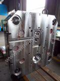 Плита прессформы заливки формы двигателя автомобиля автомобиля