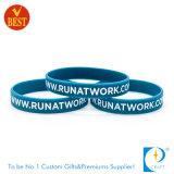 Wristband del silicone stampato abitudine per il regalo promozionale
