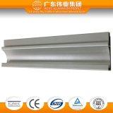 Het Profiel van de Uitdrijving van het Handvat van de Deur van het aluminium