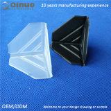 Protetores de canto plásticos para a mobília/caixa
