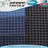 La vendita calda 32s ha pettinato il tessuto del denim lavorato a maglia cotone dello Spandex con il fornitore veloce