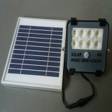 5W 적외선 센서 투광램프 태양 LED 플러드 빛