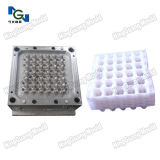 Una muffa di plastica dei 30 delle cavità dell'iniezione cassetti dell'uovo