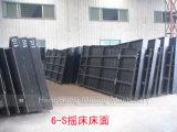 Jiangxi에서 광업 중력 장비 금 동요하거나 셰이커 테이블