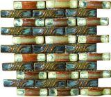 Nobel-Entwurf der keramischen Mosaik-Fliese mit preiswertem Preis (AJLST-313)