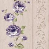 Papel de empapelar material de la decoración hermosa de la pared floral