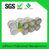 Material de OPP todas las clases de cinta de empaquetado adhesiva barata del rodillo enorme de la cinta BOPP