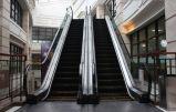 Escada rolante para a alameda de compra & o centro comercial