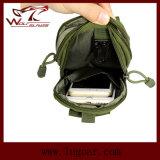 Bolso táctico militar de la cintura del deporte de Molle del bolso de los deportes al aire libre para el bolso del nilón de la herramienta de la cintura de los hombres