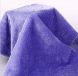 Tessuto da arredamento sintetico della pelliccia del boa del Faux della Turchia del poliestere di HS