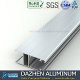 El perfil de aluminio de la protuberancia de Argelia modificado para requisitos particulares clasifica perfil de la puerta de la ventana del espesor