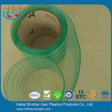 Hersteller Großhandels-ESD-transparenter flexibler Belüftung-Plastikvinylstreifen-Tür-Vorhang Rolls