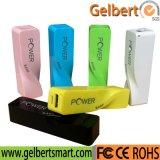 Banco portátil da potência do carregador de Keychain do perfume portátil popular da torção 2600mAh