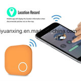 Bluetooth GPS Anti-perdidos Tracker Seguimiento Wallet Key Tracer Finder (Orange)