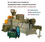 De Plastic Extruder van de Extruder van de tweeling-schroef; Snelheid 500/600rpm van de schroef; De Vorm 0.5kgs van de output aan 1500kgs