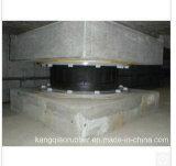 Het hoge RubberLager van de Bevochtiging (sesmic isolatoren) voor de Bouw van de Basis
