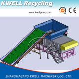 De houten Enige Ontvezelmachine van de Schacht/de Enige Verscheurende Machine van de Rotor