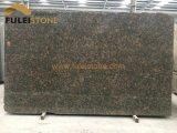 Baltische Granit-Platten Brown-Gangsaw