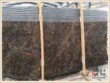 Spaanse Emperador Donkere Marmeren Plakken voor Countertops van de Bovenkant van de Lijst van de Steen/van de Keuken
