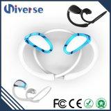 8hrs migliore Earbuds Bluetooth 4.1 in cuffia avricolare senza fili del metallo delle cuffie dell'orecchio con il Mic per funzionare