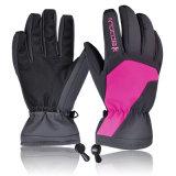 製造によって補強される指の屋外スポーツはスキー手袋を保つことを暖める