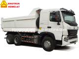 판매를 위한 Sinotruk HOWO-A7 371HP 덤프 트럭 6X4 팁 주는 사람