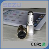 Modelo nuevo 3 en 1 2 cargador dual portuario del coche del USB 3.1A para el iPhone para Samsung