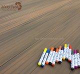 Decking ULTRAVIOLETA del suelo de la resistencia WPC del nuevo diseño del precio de fábrica del surtidor de China