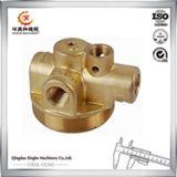 OEMの金属部分中国はサンドブラストのダイカストの真鍮鋳造所を