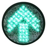 circulation jaune Light&Signal (lentille de flèche de 300mm de toile d'araignee)